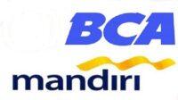 Biaya Transfer BCA ke Mandiri
