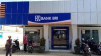 Gambar Kantor Bank BRI Sukabumi